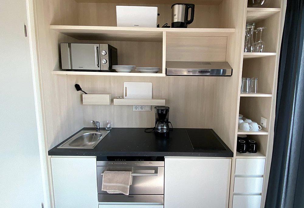 Küche-black